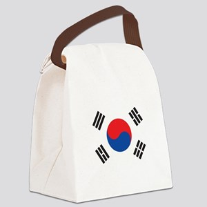 South Korea Canvas Lunch Bag