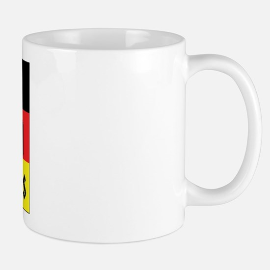 German Girls Kick Ass Mug