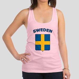 Sweden Racerback Tank Top