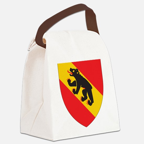 Bern Coat Of Arms Canvas Lunch Bag
