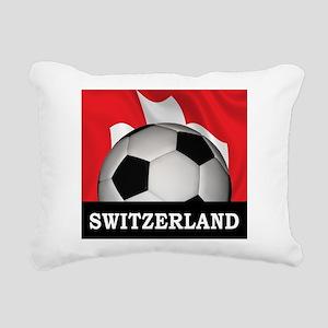 Switzerland Rectangular Canvas Pillow