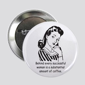 "Vintage Housewife 2.25"" Button"