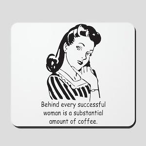Vintage Housewife Mousepad