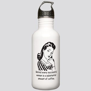 Vintage Housewife Stainless Water Bottle 1.0L