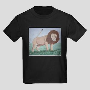 lion Kids Dark T-Shirt
