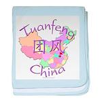 Tuanfeng China baby blanket
