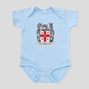 Bris Family Crest - Bris Coat of Arms Body Suit