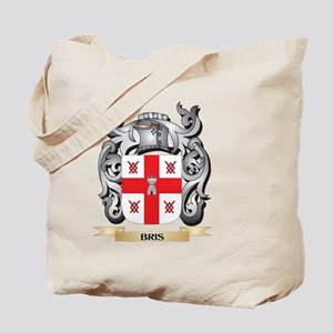 Bris Family Crest - Bris Coat of Arms Tote Bag
