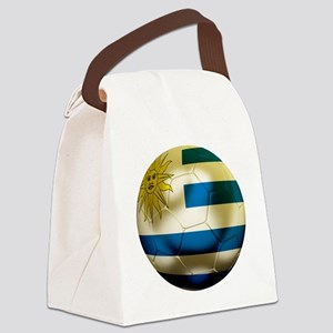 Uruguay World Cup Canvas Lunch Bag