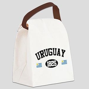 Uruguay 1825 Canvas Lunch Bag