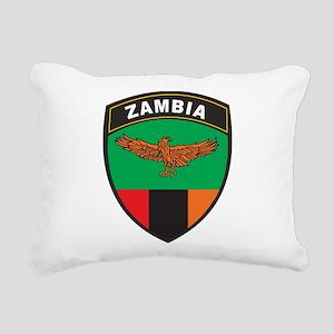 Zambia Rectangular Canvas Pillow