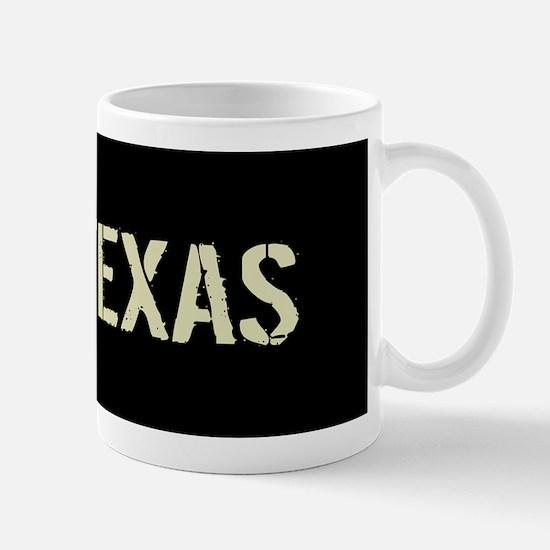 Black Flag: Texas Mug