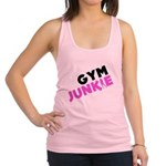 gym-junkie Racerback Tank Top