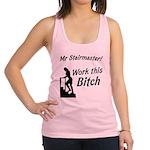 mr-stairmaster Racerback Tank Top