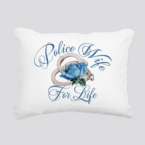 4life Rectangular Canvas Pillow