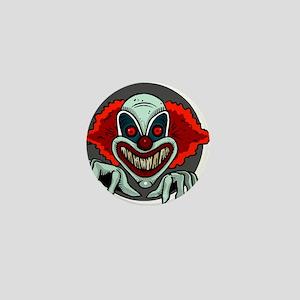 Evil Clown Mini Button