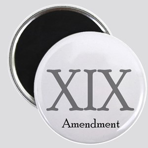 XIX Amendment Magnet