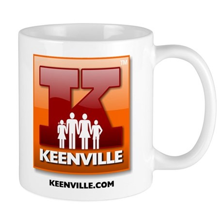 Keenville Logo Mug