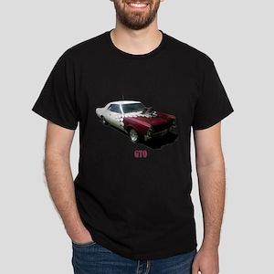 Pontiac GTO Black T-Shirt