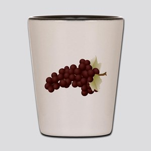 Grapes Shot Glass