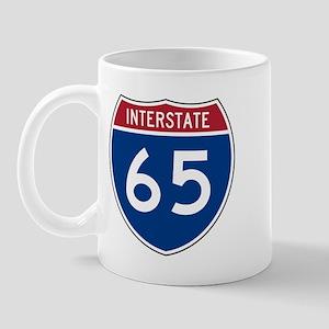 I-65 Highway Mug