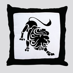 Leo - The Lion Throw Pillow