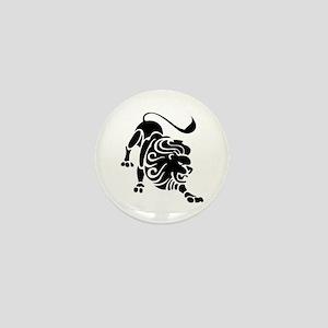 Leo - The Lion Mini Button