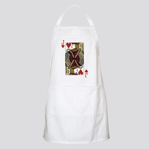 Jack of Hearts Apron
