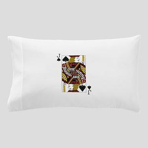 Jack of Spades Pillow Case
