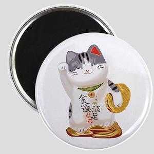Lucky Cat Magnet