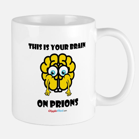 Brain On Prions 02 Mugs
