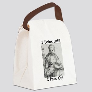 idrinkuntilipassoutc19a_3- B Canvas Lunch Bag
