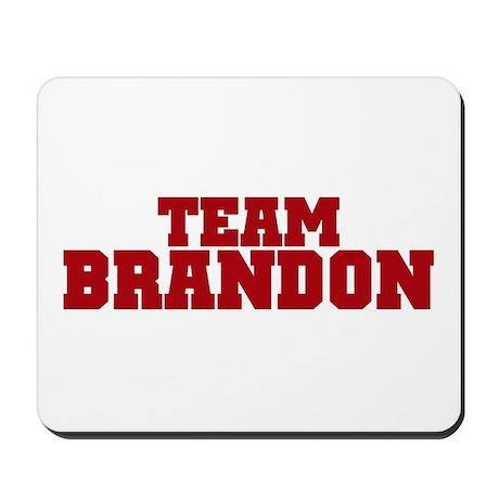 Col Brandon Mousepad