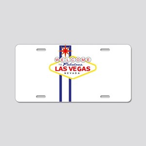 Welcome to Las Vegas Aluminum License Plate
