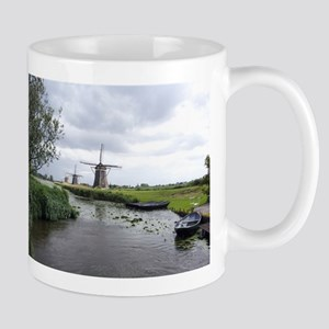 Dutch windmills Mug