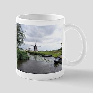Dutch windmills Mug