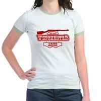Winchester Arms Tavern Jr. Ringer T-Shirt