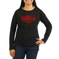 Winchester Arms Tavern Women's Long Sleeve Dark T-