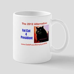 Fat Cat Alternative 4 President Mug