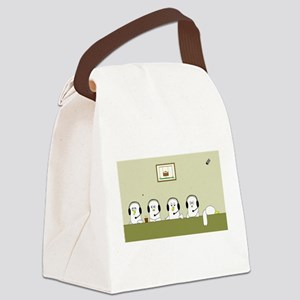 Operator Canvas Lunch Bag