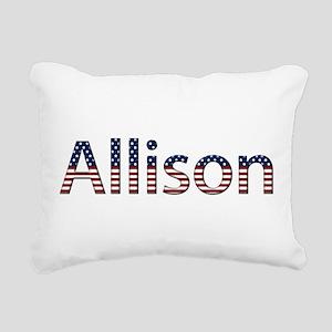 Allison Rectangular Canvas Pillow
