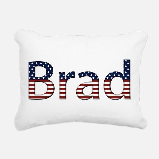 Brad Rectangular Canvas Pillow