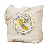 Custom Mission Bell OES Tote Bag