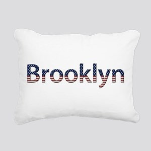 Brooklyn Rectangular Canvas Pillow