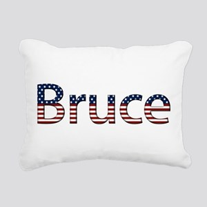 Bruce Rectangular Canvas Pillow