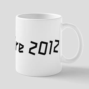 The Yorkshire 2012 Logo Mug