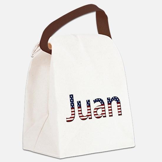 Juan Canvas Lunch Bag