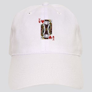 King of Hearts Cap