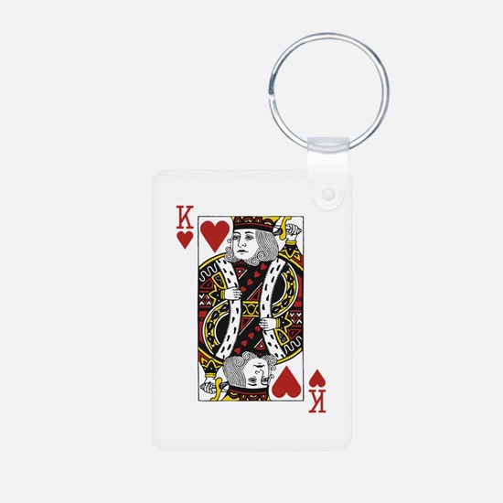 King of Hearts Keychains