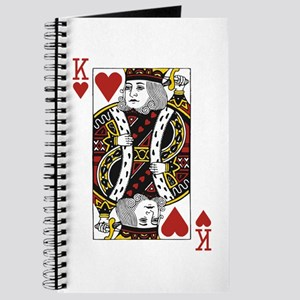 King of Hearts Journal